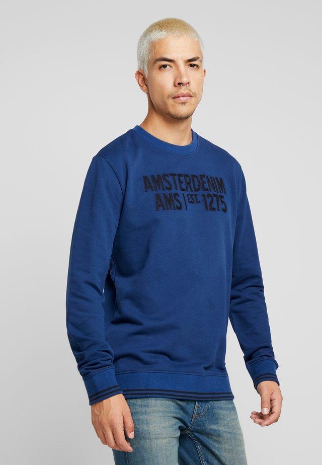 SIMON - Sweatshirt - navy blue