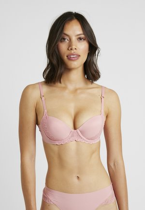 SIGNATURE SMOOTH DREAM BRA - Push-up-bh'er - shell pink