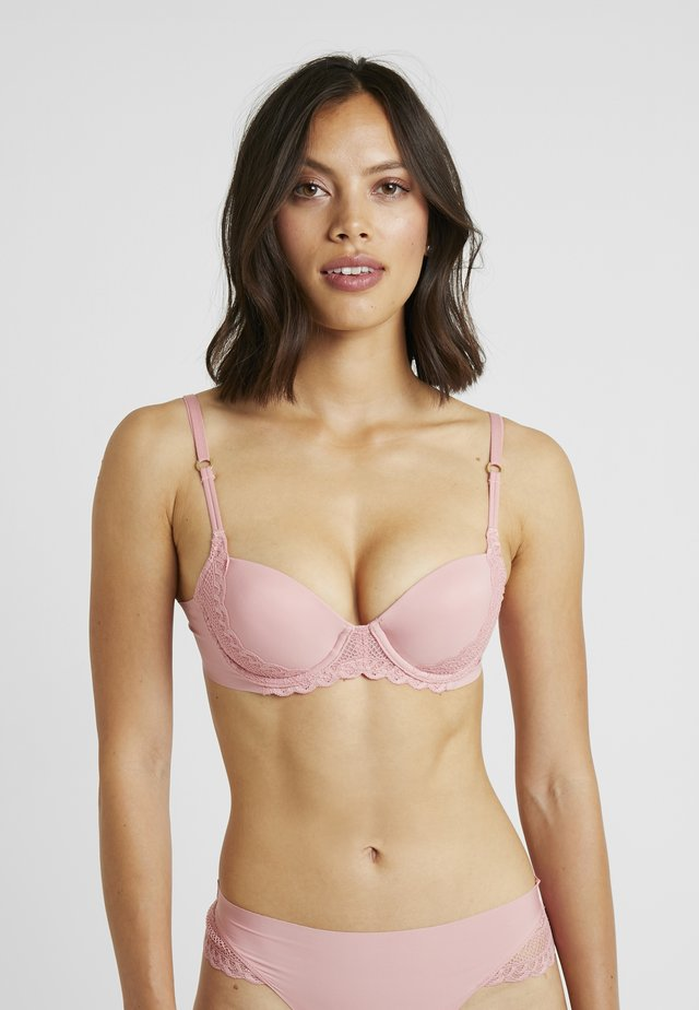 SIGNATURE SMOOTH DREAM BRA - Push-up bra - shell pink