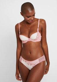 AMOSTYLE - FLORAL HENNA COLLECTION SPACER BRA - Biustonosz push-up - pink light combination - 1