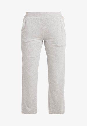LIGHTWEIGHT PANTS - Pyjamasbukse - grey
