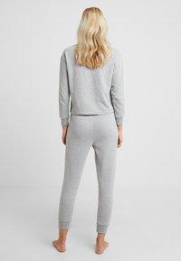 AMOSTYLE - PANT - Pyjamasbukse - grey - 2