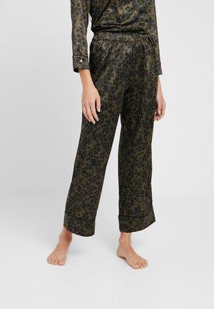WOVEN - Pyjama bottoms - black combination