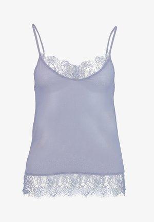 BASIC CAMISOLE - Pyjamasoverdel - grey