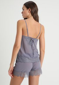 AMOSTYLE - BASIC CAMISOLE - Koszulka do spania - grey - 2