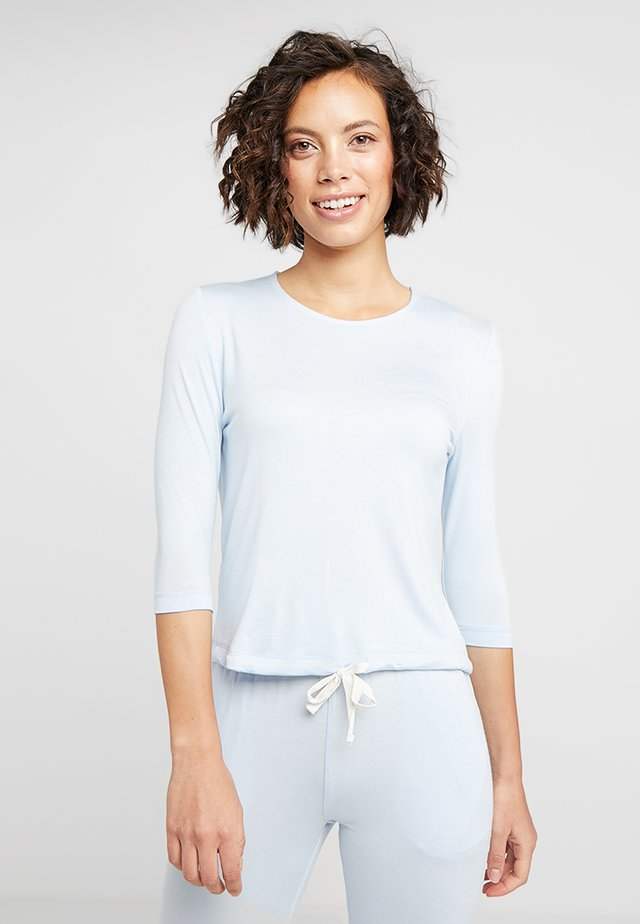 LIGHTWEIGHT - Pyjamashirt - cascade blue