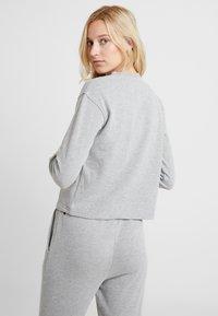 AMOSTYLE - SWEATER - Pyjamashirt - grey combination - 2