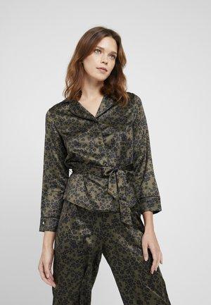 Pyjama top - black