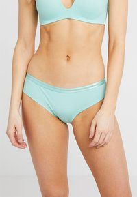 AMOSTYLE - SIGNATURE SMOOTH HIPSTER - Underbukse - pearl green - 0