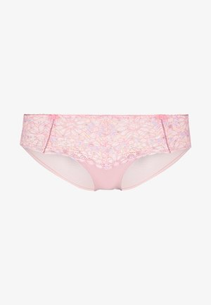 TRENDY FIT SEAM CUP FASHION COLLECTION HIPSTER - Trusser - pink/light combination
