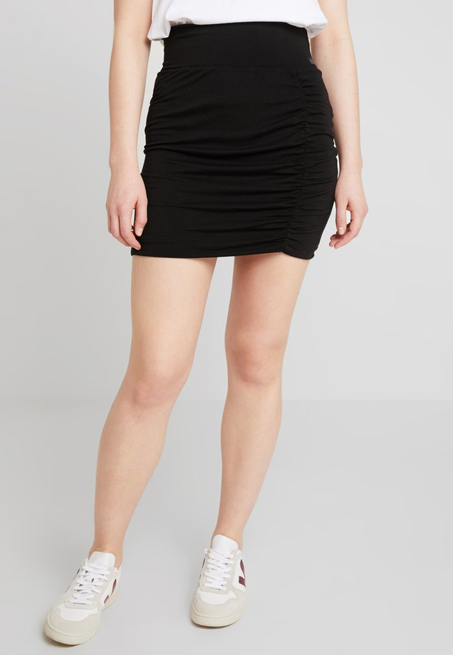BROOME SKIRT - Gonna a tubino - black