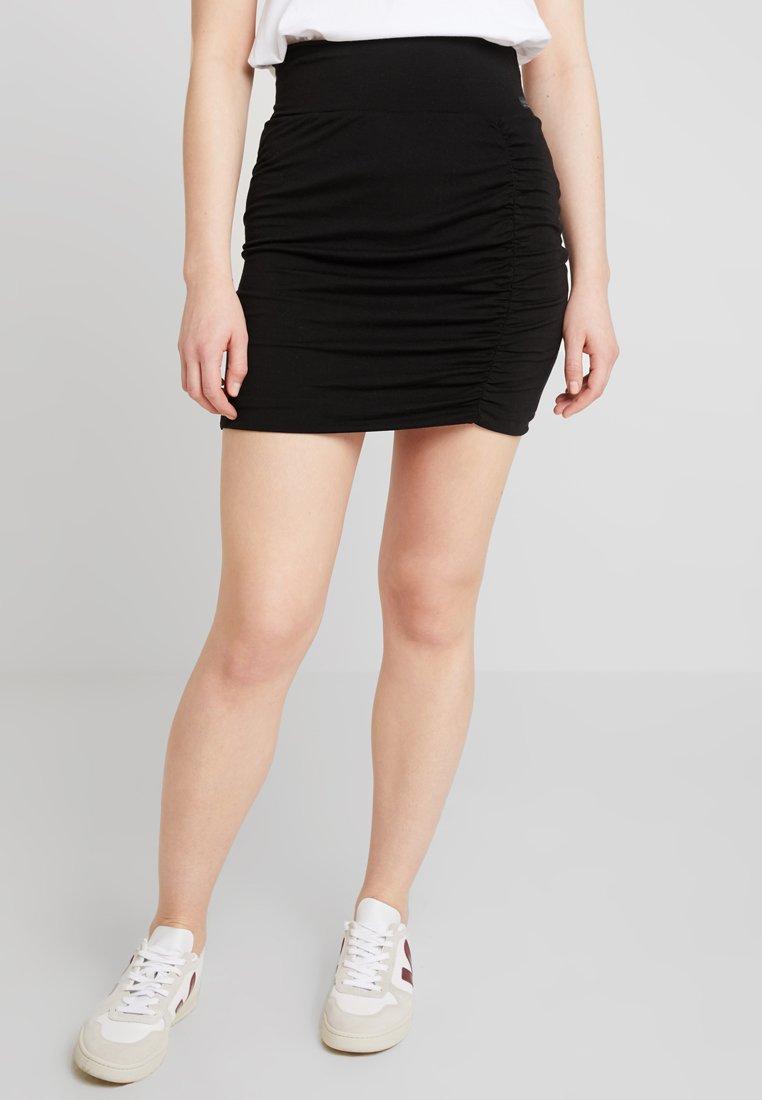 AMOV - BROOME SKIRT - Blyantnederdel / pencil skirts - black
