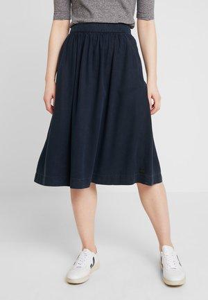 BETTY SKIRT - A-line skirt - denim blue