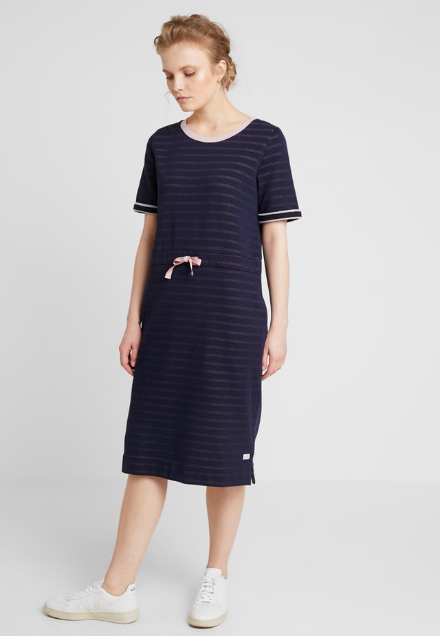 BEATE BRETON DRESS - Vestito estivo - blue