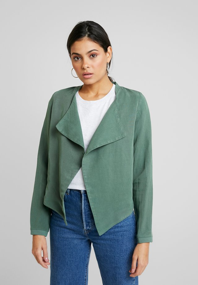 BINA SPIRIT JACKET - Blazer - bottle green