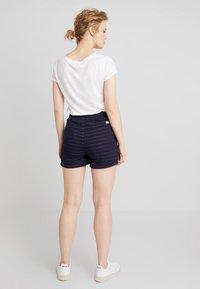 AMOV - ALFA BRETON - Shorts - blue - 2