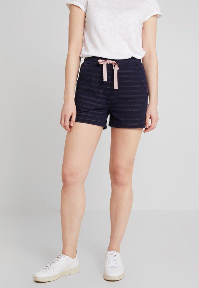 ALFA BRETON - Shorts - blue