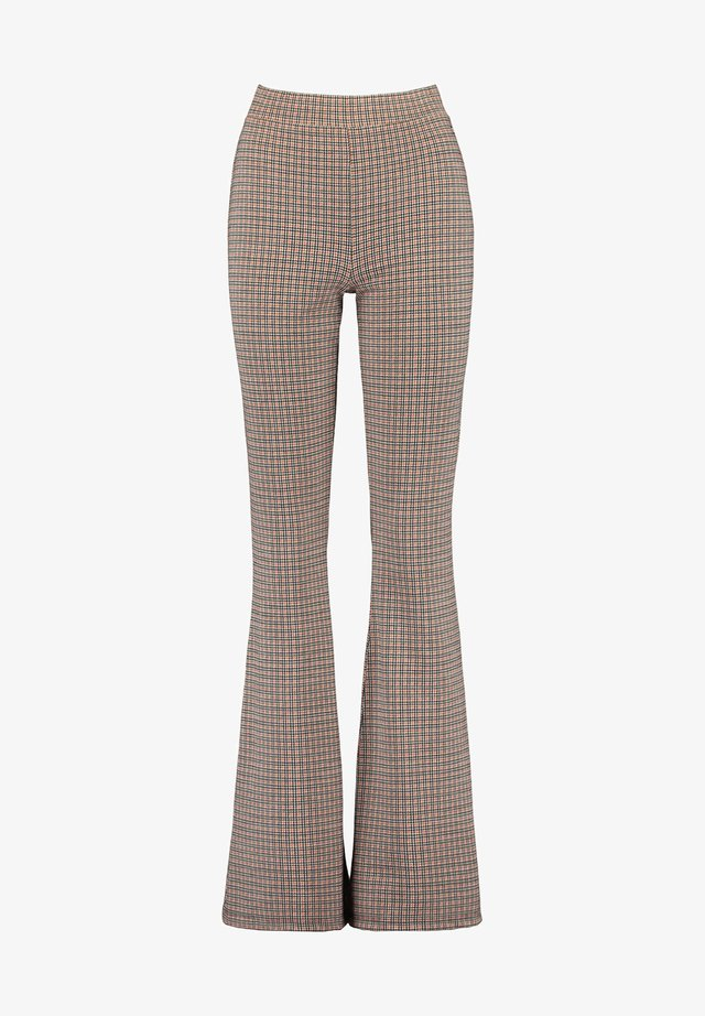 CHARLY - Trousers - bronze