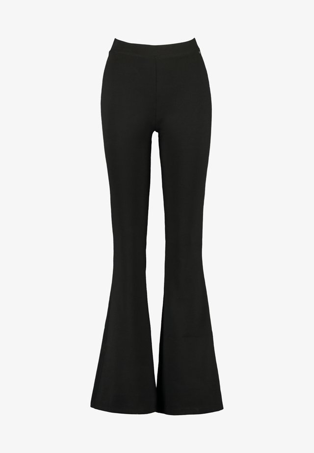 CINDY  - Trousers - black