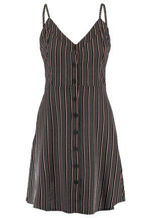 Day dress - stripe