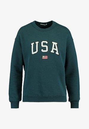 SOEL - Sweatshirt - green
