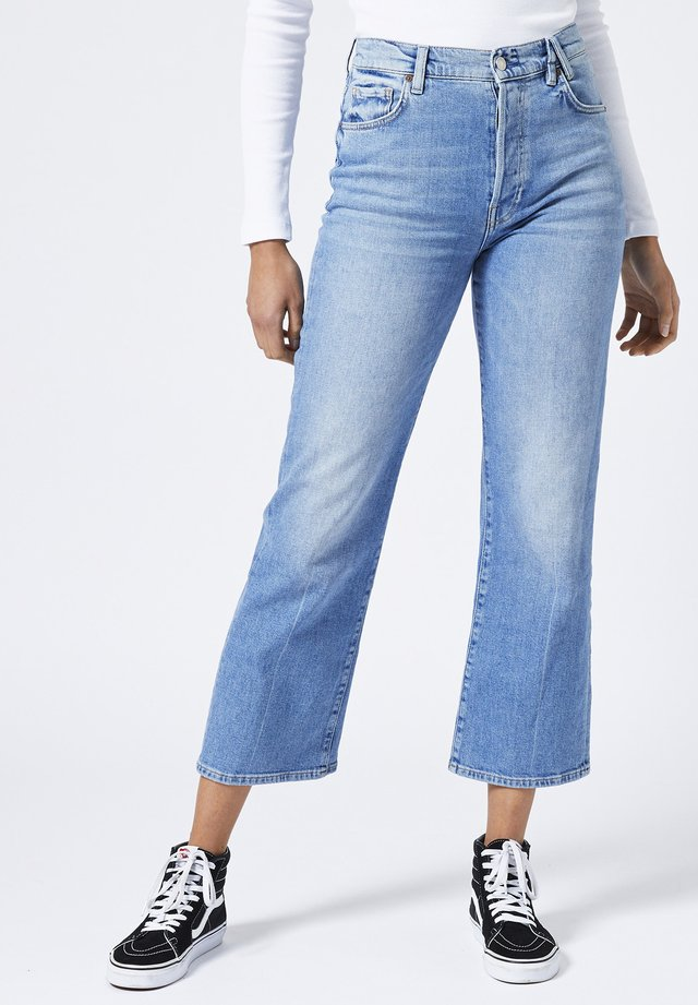 JACKSON - Straight leg jeans - true blue