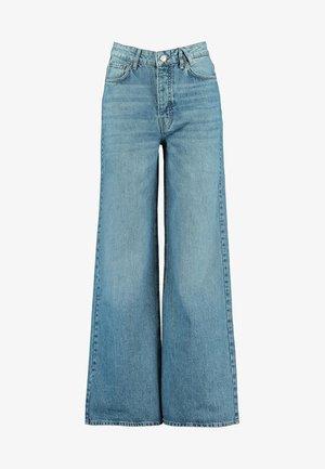 OLIVIA - Flared Jeans - lightning indigo