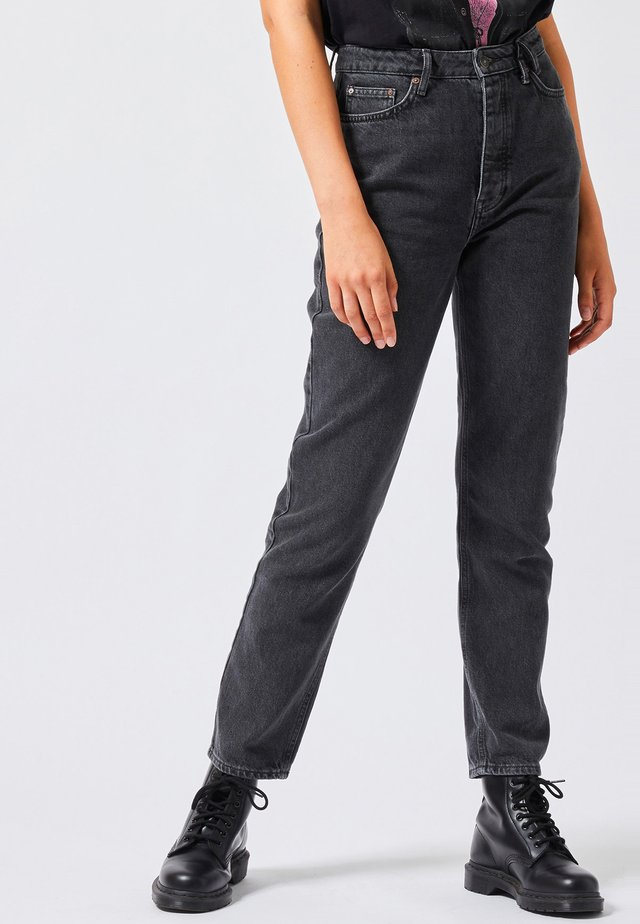 JADAN B - Slim fit jeans - black