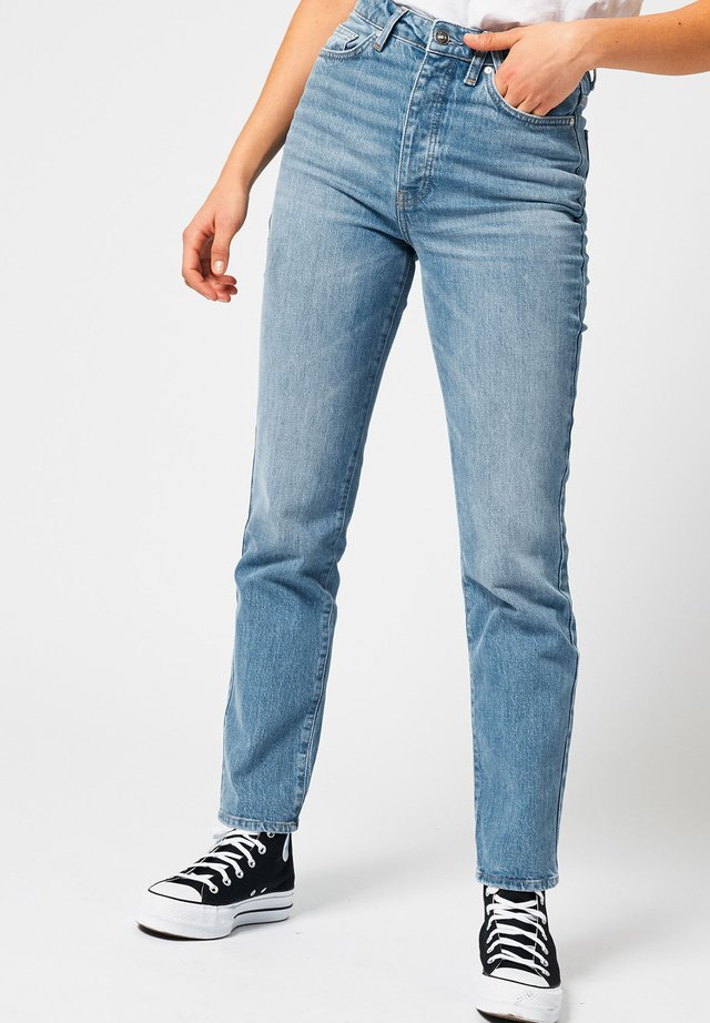 MILA - Slim fit jeans - denim blue
