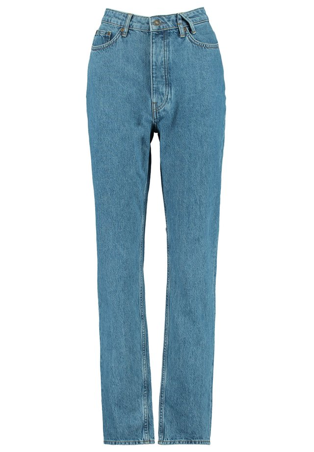 JADAN B - Straight leg jeans - denim blue