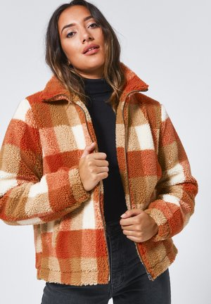 JACKE JOANNA - Winter jacket - orange