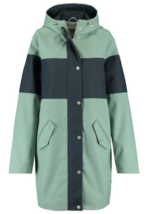 Parka - green/blue