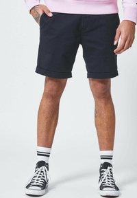America Today - STEFAN - Shorts - dark blue - 0