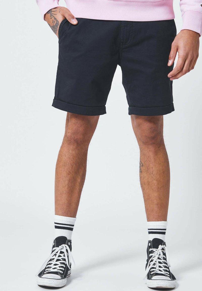 America Today - STEFAN - Shorts - dark blue