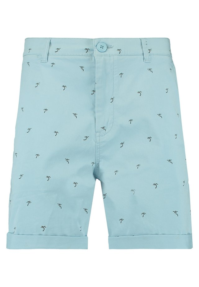 STEFAN - Shorts - light blue