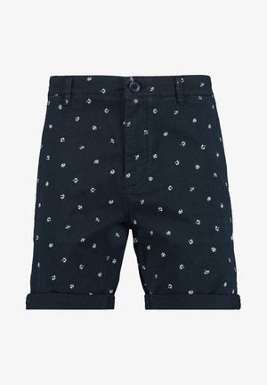 STEFAN - Shorts - navy