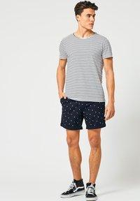 America Today - STEFAN - Shorts - navy - 0