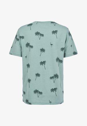 EDWIN PALM - T-shirt print - sage