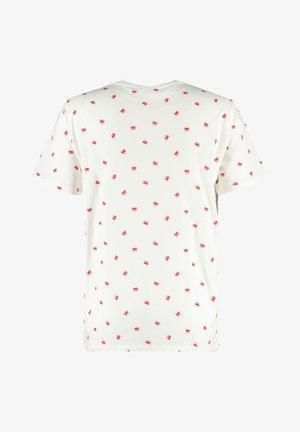 ERWIN CRAB - T-shirt print - steam