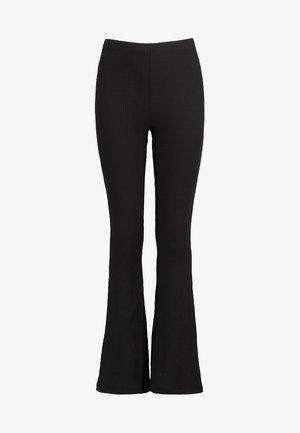 LORI JR - Trousers - black
