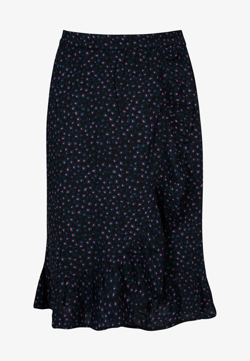 America Today - ROCK ROMEE JR - A-line skirt - washed black