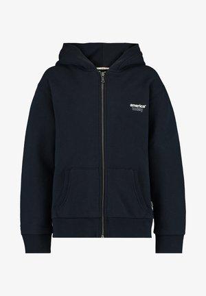 STEFFIE JR - Zip-up hoodie - deep blue