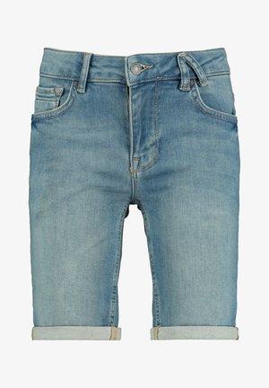ROBERT JR. - Denim shorts - light blue