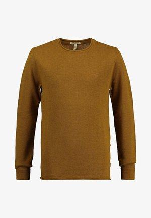 KOBRA JR - Pullover - mustard yellow