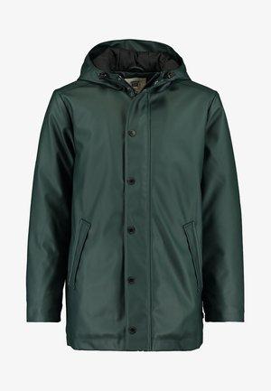 Winterjas - hard green