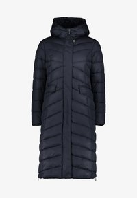 Amber & June - Winter coat - dark blue - 3
