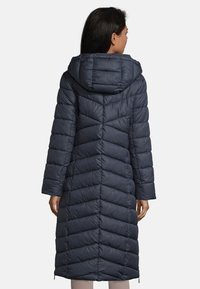 Amber & June - Winter coat - dark blue - 2