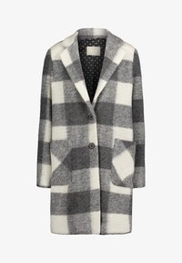 Amber & June - MIT REVERSKRAGEN - Classic coat - grey - 2