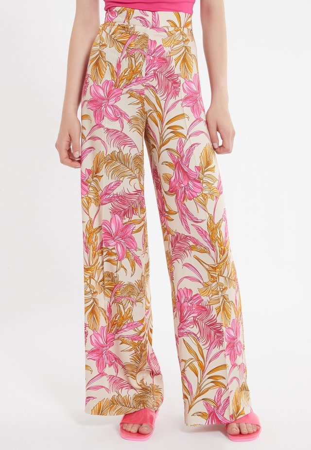 ZADEO - Trousers - pink