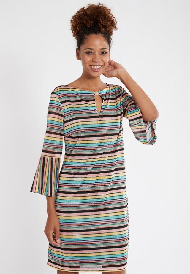 SKALY - Gebreide jurk - multi-coloured